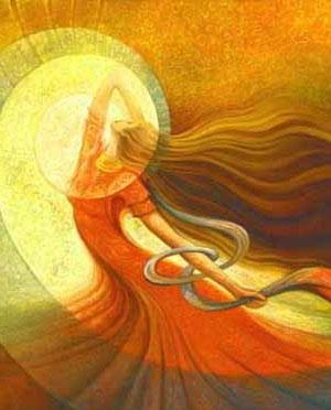 Flor de Lótus Escola de Dança sagrado feminino danças terapêuticas